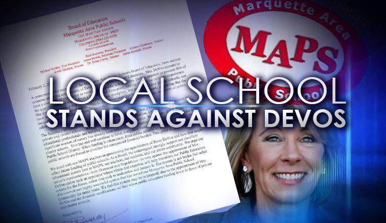 Sen. Heidi Heitkamp: Rural students deserve better than Betsy DeVos